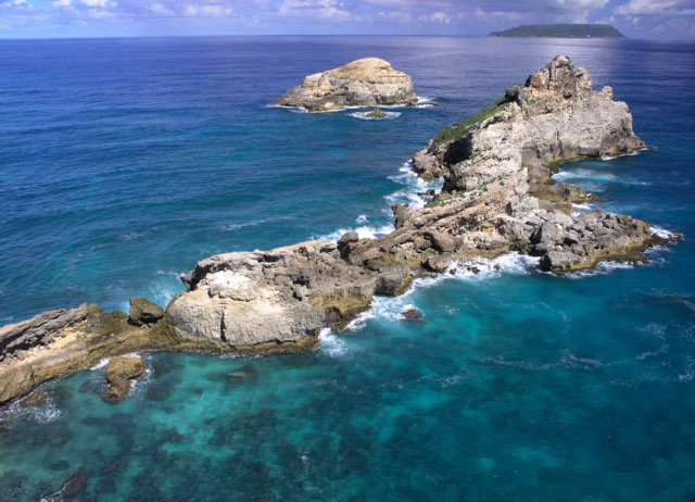 location guadeloupe pointe chateau
